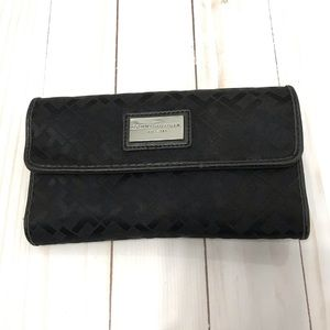 4/$25 Tommy Hilfiger Black Wallet